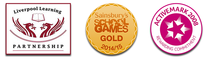 Liverpool Learning - School Games Gold - ActiveMark 2008