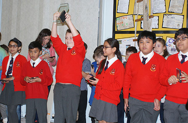 Sacred Heart winning the Nortwest Regional Chess Final