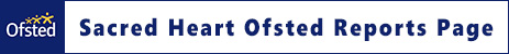 Ofsted website link for Sacred Heart Catholic Primary School