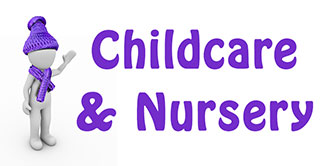 Go to the 'Childcare & Nursery Menu' page