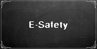 Go to the 'E-Safety' subject page
