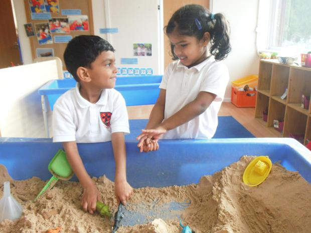 Helping your child be school ready through play 2