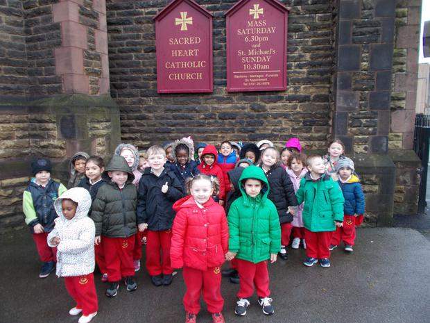 School Trips to the Church 1