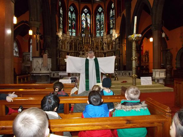 School Trips to the Church 2