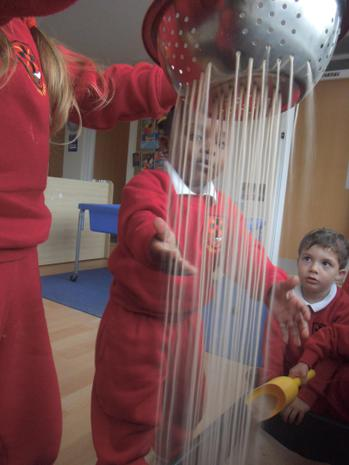 Learning in Nursery Class Sessions 1