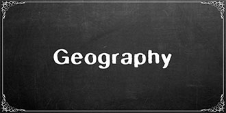 Go to the 'Geography' subject page