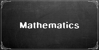 Go to the 'Mathematics' subject page