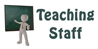 Go to our 'Teaching Staff' page