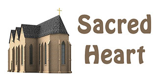 Go to our 'Sacred Heart Church' page