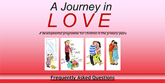 Go to our 'A Journey in Love' page