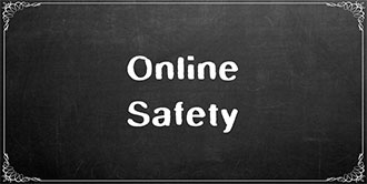 Go to the 'Online Safety' subject page