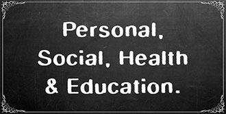 Go to the 'Personal, Social, Health and Education' subject page