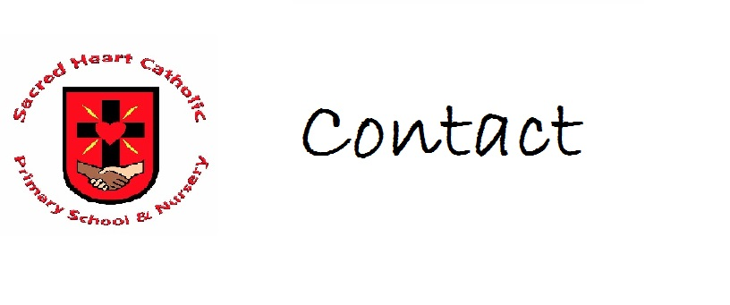 Go to the 'Contact' Page
