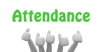 Go to the 'School Attendance' page
