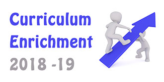 Go to the 'Curriculum Enrichment 2018-19' page