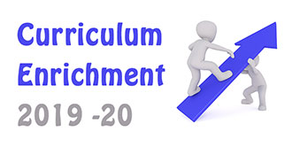 Go to the 'Curriculum Enrichment 2019-20' page