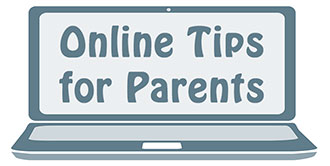 View the 'Online Tips' info guide