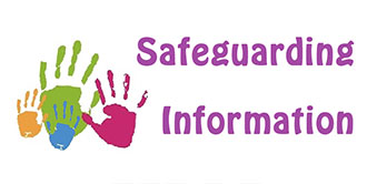 Go to the 'Safeguarding Information' page