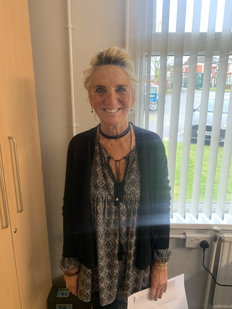 office-staff-mrs-donnelly