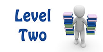 Go to the 'Level 2 English Quiz'