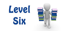 Go to the 'Level 6 English Quiz'
