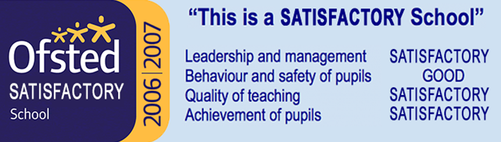 View our 2007 Ofsted Report