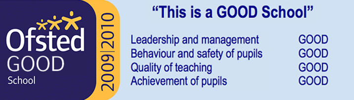 View our 2009 Ofsted Report