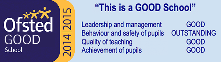 View our 2014 Ofsted Report