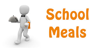 Go to the 'School Meals' page