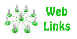 Go to the 'Web Links' page